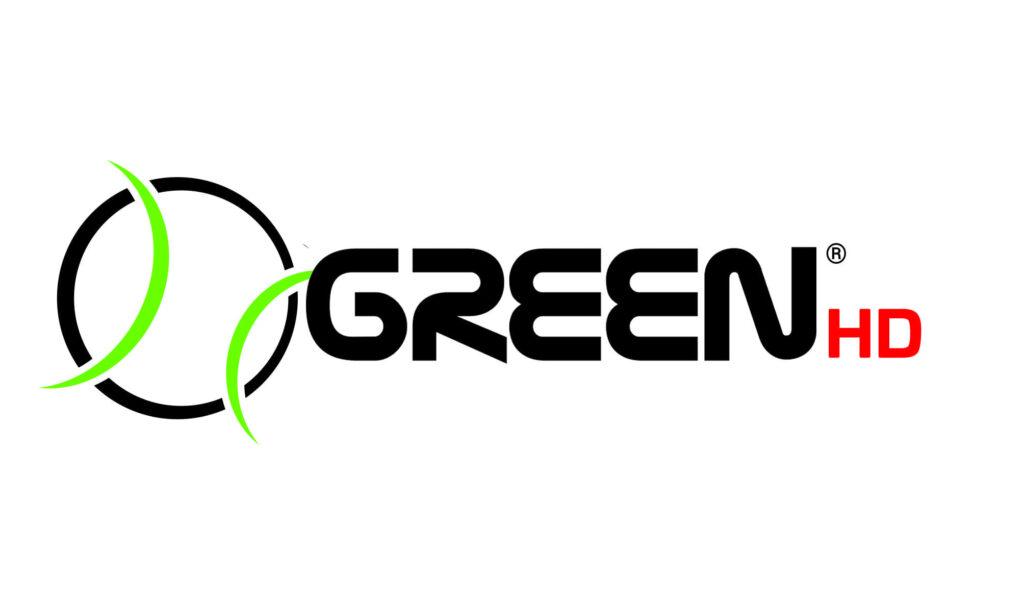 Green HD logo